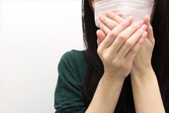 マスク 吐き気