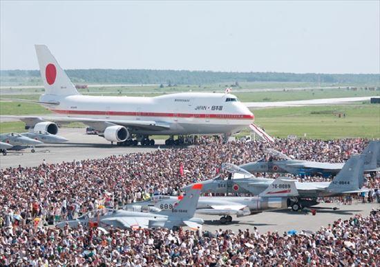 航空 2020 千歳 祭